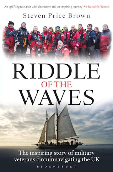 Riddle of the Waves cover