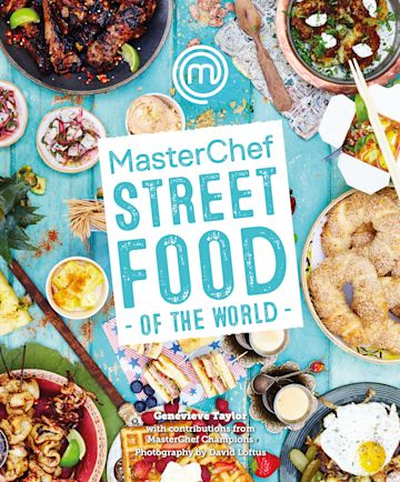 MasterChef: Street Food of the World cover
