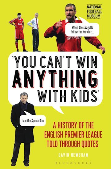 You Can't Win Anything With Kids cover