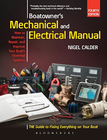 Boatowner's Mechanical and Electrical Manual cover