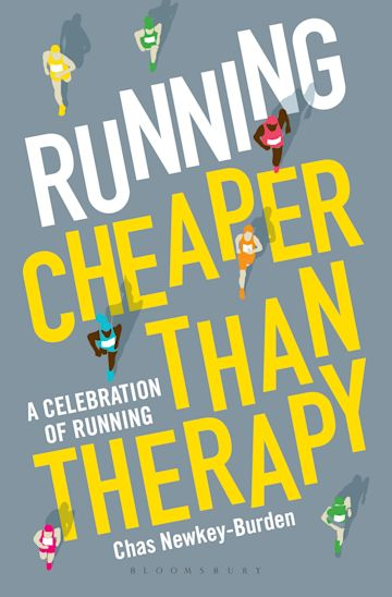 Running: Cheaper Than Therapy cover