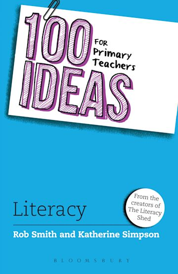 100 Ideas for Primary Teachers: Literacy cover