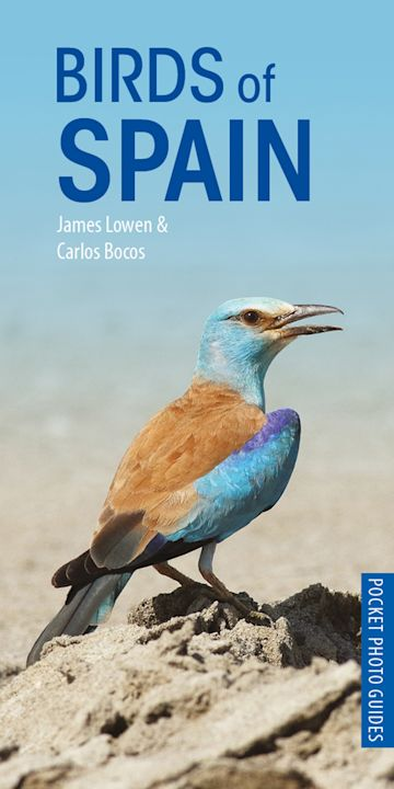 Birds of Spain cover