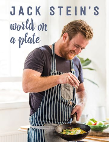 Jack Stein's World on a Plate cover