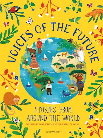 Voices of the Future: Stories from Around the World cover