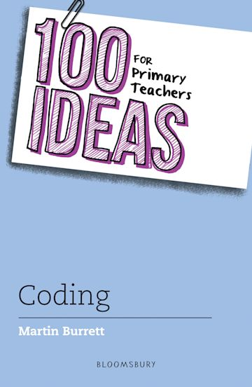 100 Ideas for Primary Teachers: Coding cover