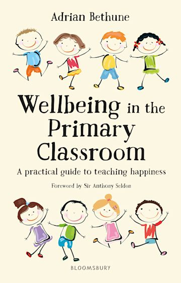 Wellbeing in the Primary Classroom cover