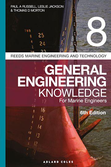 Reeds Vol 8 General Engineering Knowledge for Marine Engineers cover
