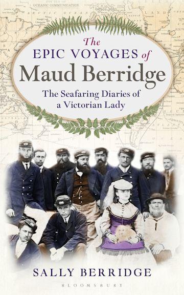The Epic Voyages of Maud Berridge cover