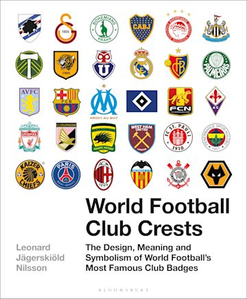 World Football Club Crests cover