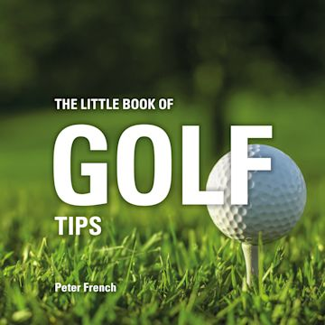 The Little Book of Golf Tips cover
