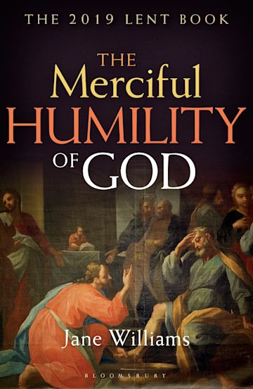 The Merciful Humility of God cover