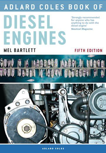 Adlard Coles Book of Diesel Engines cover