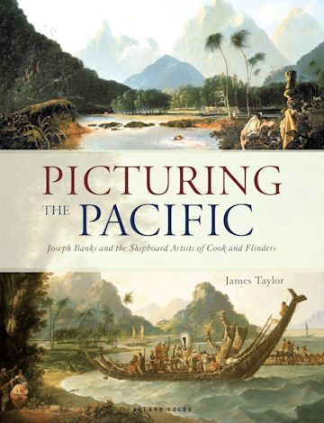 Picturing the Pacific cover
