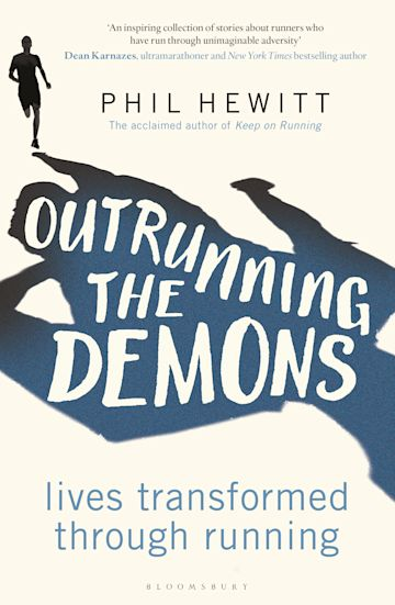 Outrunning the Demons cover