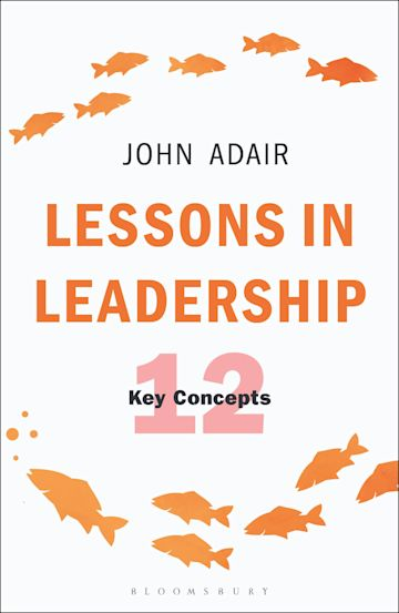 Lessons in Leadership cover