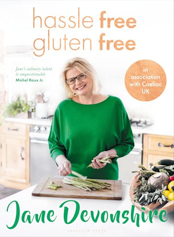 Hassle Free, Gluten Free cover