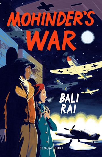 Mohinder's War cover