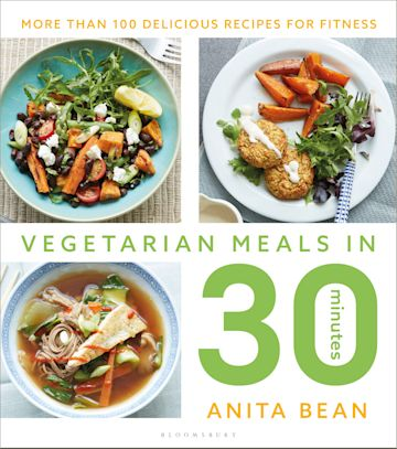 Vegetarian Meals in 30 Minutes cover