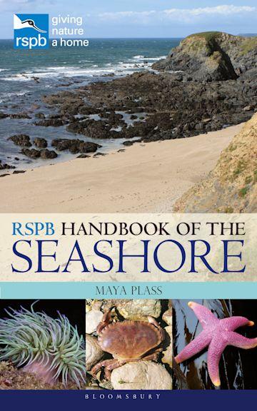 RSPB Handbook of the Seashore cover