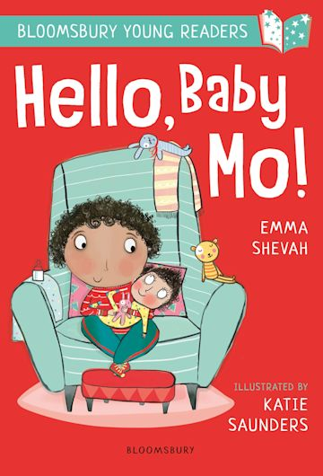 Hello, Baby Mo! A Bloomsbury Young Reader cover