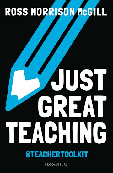 Just Great Teaching cover