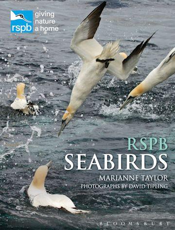 RSPB Seabirds cover