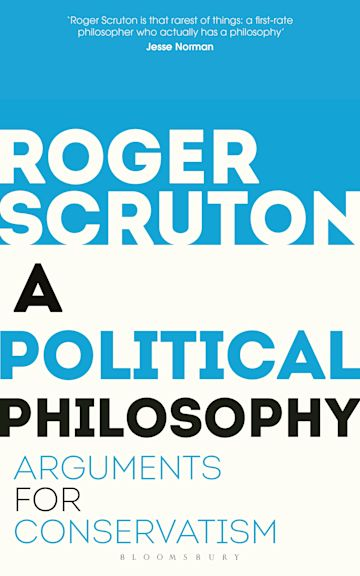 A Political Philosophy cover