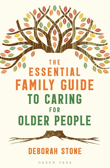 The Essential Family Guide to Caring for Older People cover
