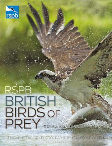 RSPB British Birds of Prey cover