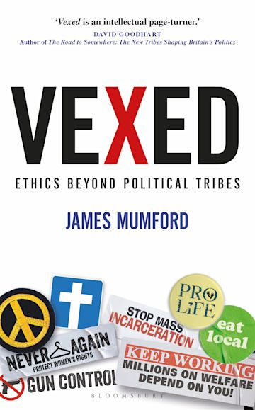 Vexed cover