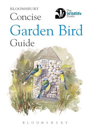 Concise Garden Bird Guide cover