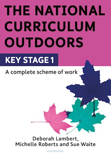 The National Curriculum Outdoors: KS1 cover