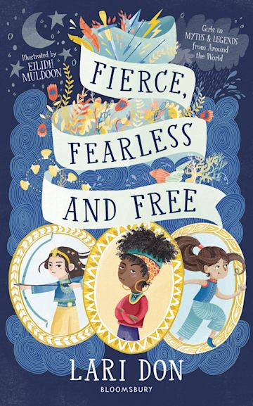 Fierce, Fearless and Free cover