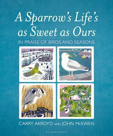 A Sparrow's Life's as Sweet as Ours cover