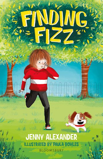 Finding Fizz: A Bloomsbury Reader cover
