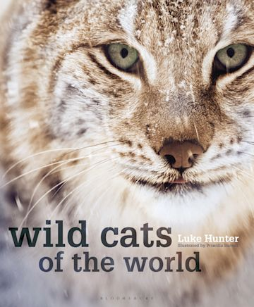 Wild Cats of the World cover