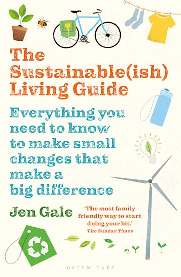 The Sustainable(ish) Living Guide cover