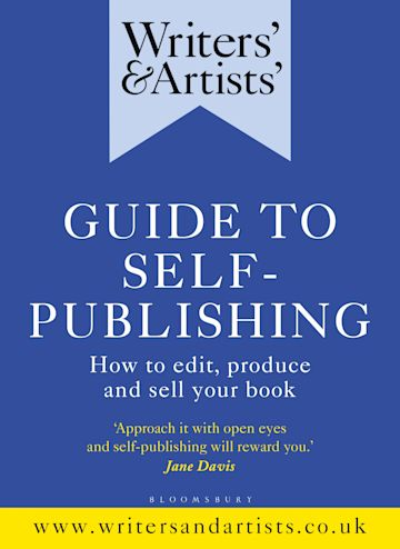 Writers' & Artists' Guide to Self-Publishing cover