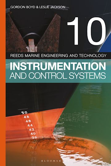 Reeds Vol 10: Instrumentation and Control Systems cover
