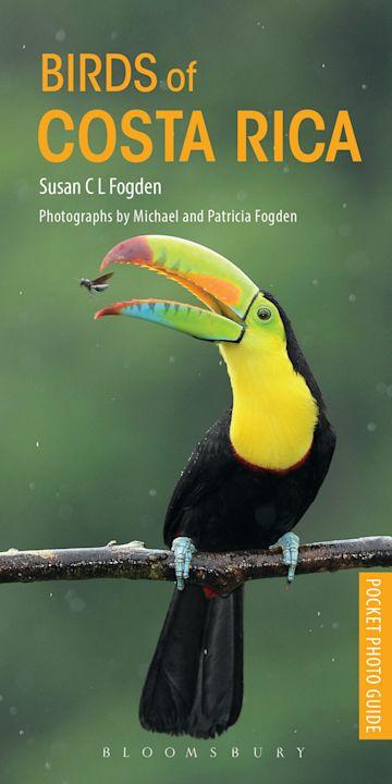 Birds of Costa Rica cover