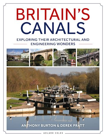 Britain's Canals cover
