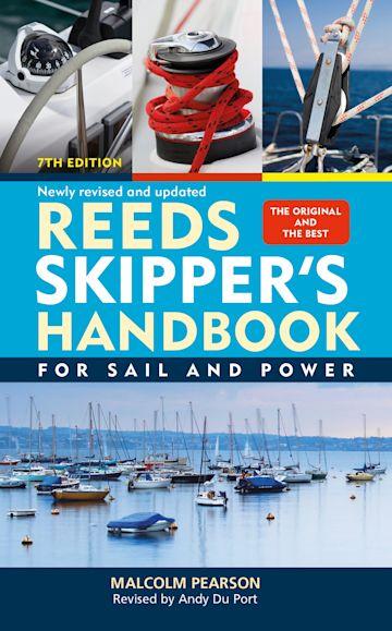 Reeds Skipper's Handbook cover