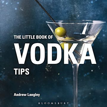 The Little Book of Vodka Tips cover