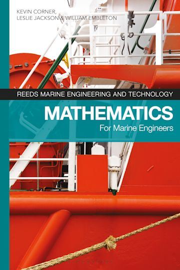 Reeds Vol 1: Mathematics for Marine Engineers cover