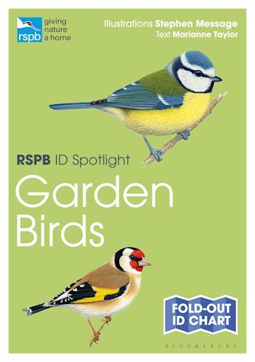 RSPB ID Spotlight – Garden Birds cover