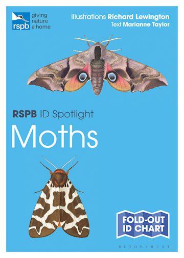 RSPB ID Spotlight - Moths cover