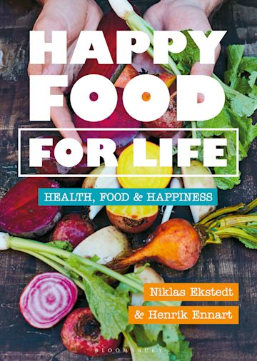 Happy Food for Life cover