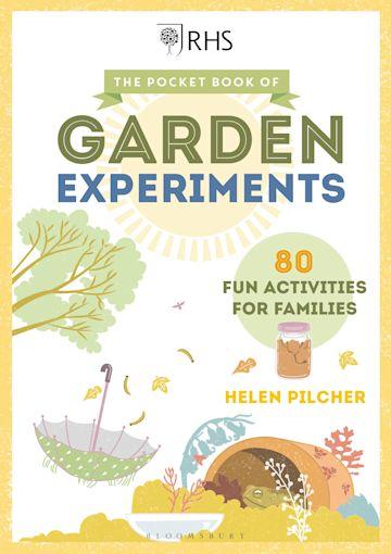 The Pocket Book of Garden Experiments cover