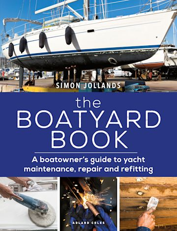 The Boatyard Book cover